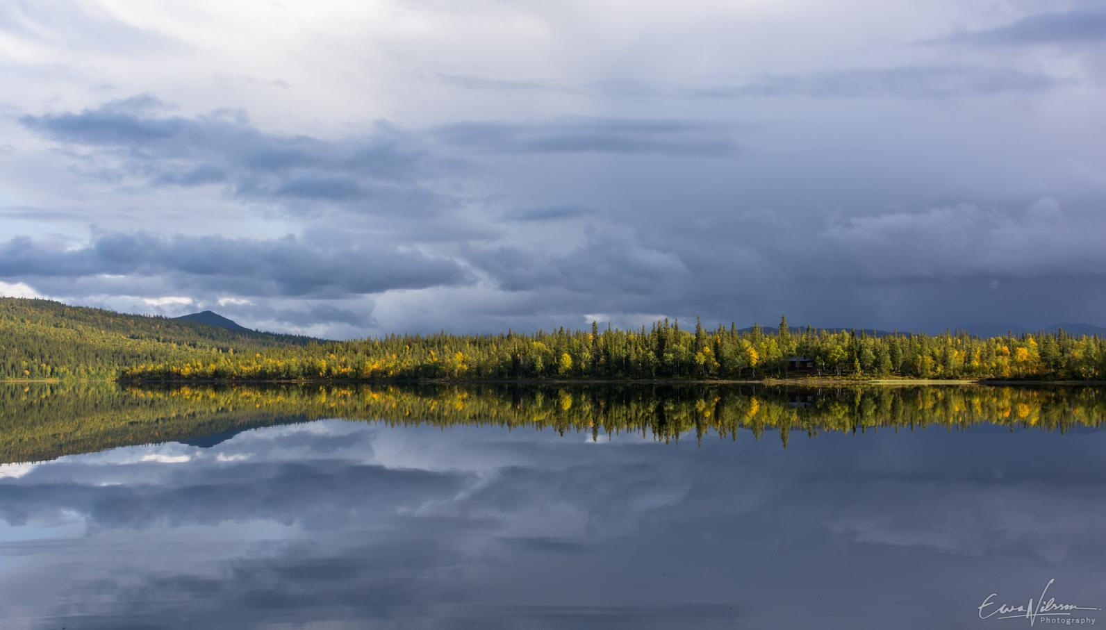Nr 139 Stora Blåsjön Mesvattnet