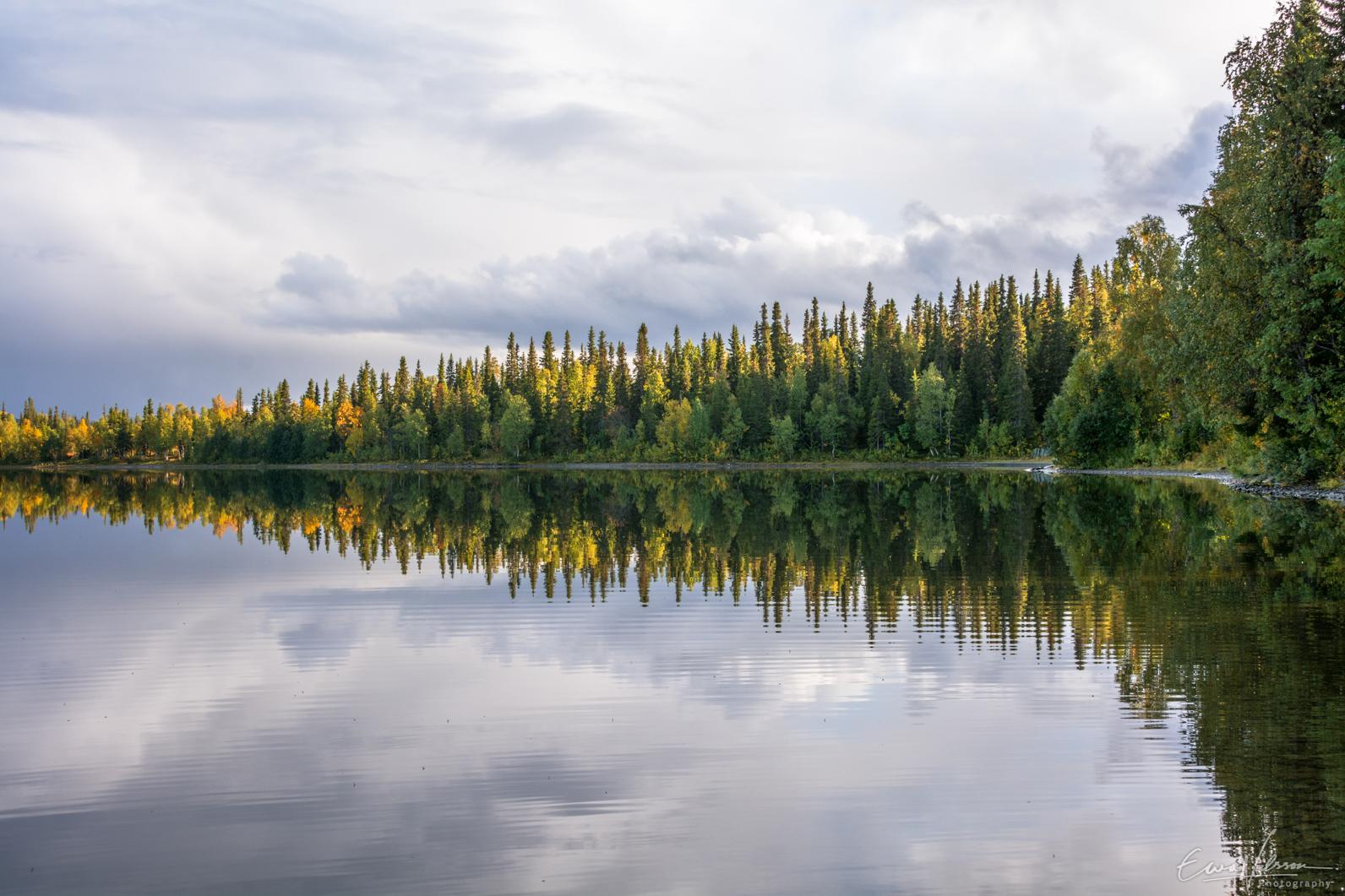 Nr 140 Stora Blåsjön Mesvattnet
