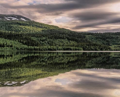Nr 253 Mesklumpen, Stora Blåsjön